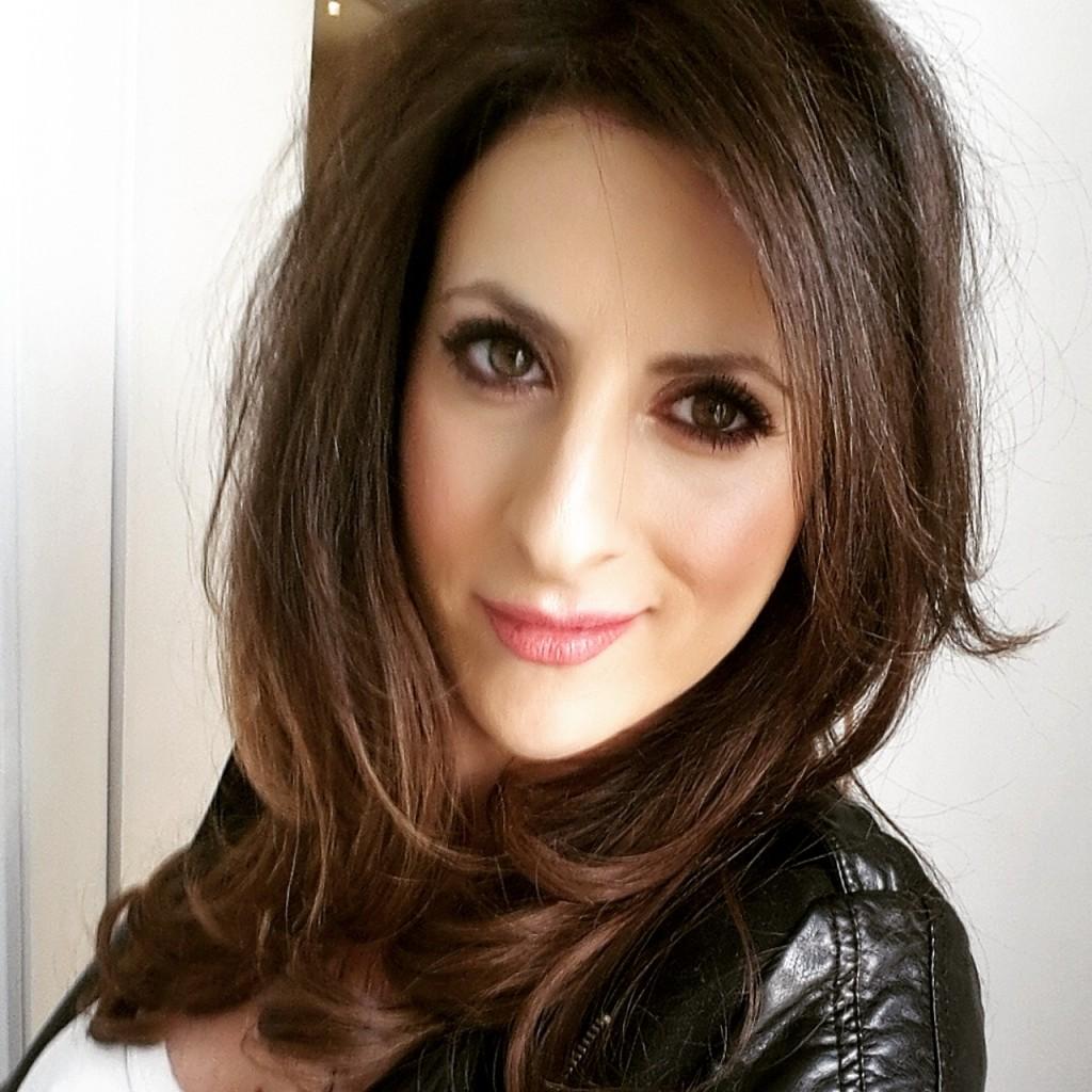 Rosie, celebrity makeup artist london